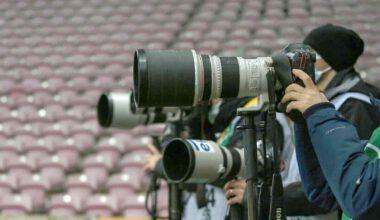 Statlarda muhabir ve foto muhabiri sayısında değişiklik