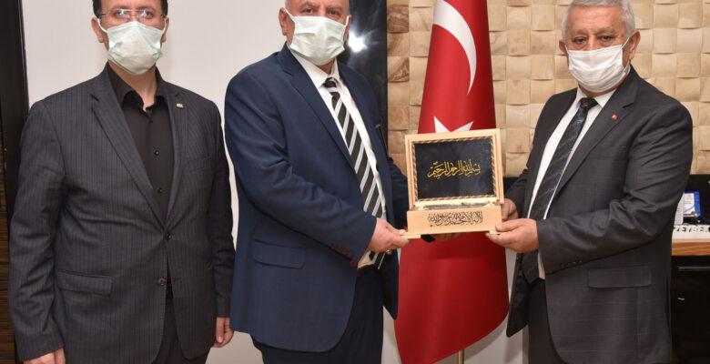 BEM-BİR-SEN'DEN BAŞKANIMIZA ZİYARET