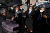 Ak Parti heyeti Mısri Mahallesi sakinlerini dinledi