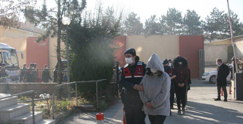 Termal devre mülk operasyonunda: 13 tutuklama