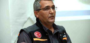 """Buldan: """"Olası afetlerde 201 acil toplanma alanı, 27'de çatır kent kurulma alanı var"""""""