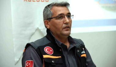 Afete Hazır Türkiye Projesi 4 farklı kategoride yürütülüyor