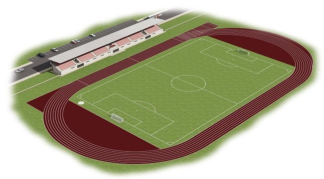 Afyon spor kompleksine bir yatırım daha!..
