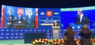 Avrupa'nın ikinci büyük deprem gözlem istasyon ağı Türkiye'de