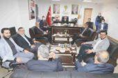 CHP'den AK Parti'ye 'hayırlı olsun' ziyareti