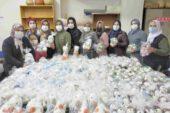 Çobanlarlı kadınlar üretiyor