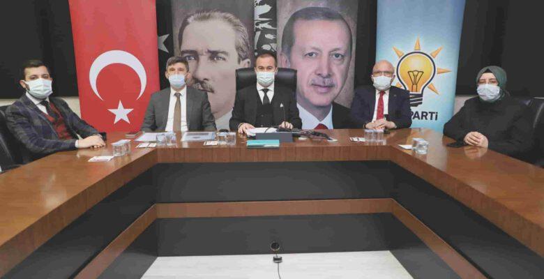 """Cumhurbaşkanı Erdoğan; """"Afyonkarahisar bizim göz bebeğimizdir"""""""