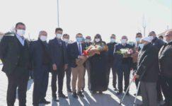 Emirdağ'da Şehit Er İsmail Çelik Parkı hizmete girdi