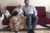 Milletvekili Ali Özkaya acı günü