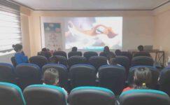 Pandemi döneminde çocuklara sinema sürprizi