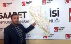 """Arslan; """"Şehrimizin en önemli problemlerinden birisi trafik"""""""