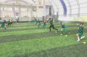 Spor okulları başladı!