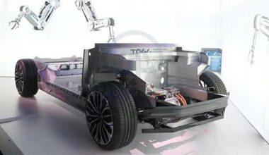 Yerli otomobil TOGG'un şarj süresi düştü ve menzili arttı!