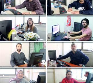 HİSAR GAZETESİ Çalışanlarından Muhteşem İSTİKLAL MARŞI Videosu