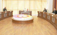 Merkez 2. Osb yönetim kurulu toplantısı yapıldı
