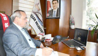 Başkan Şahin, Belediyelerde Gıda Bankacılığı çalıştayına katıldı