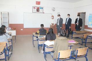 İl Milli Eğitim Müdürü Metin Yalçın Sultandağı ve Çay ilçelerini ziyaret etti