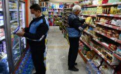 İscehisar zabıtasından ramazan denetimi