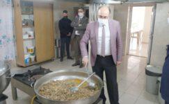 Sandıklı'da ramazan iftar yemekleri özenle hazırlanıyor