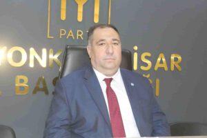 """Mısırlıoğlu; """"Biz halkımıza hizmet etmeye and içtik"""""""
