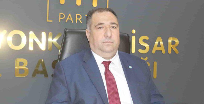 """Mısırlıoğlu; """"Sıkıntıyı çeken vatandaş"""""""