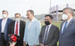 """Bakan Kasapoğlu; """"Afyonkarahisar spor alanında hedef kentlerden birisi olacak"""""""