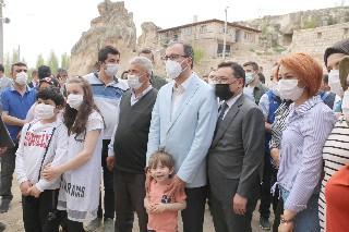 """Bakan Kasapoğlu; """"Afyonkarahisar'ımızı, yatırımlarımızla taçlandırıyoruz"""""""