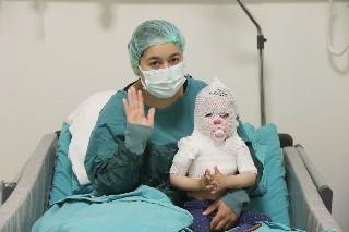 Türkiye'nin konuştuğu Beril bebek sağlığına kavuştu