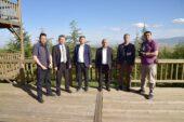 Kamp Merkezine Bakan Kasapoğlu'ndan Dev Destek