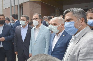 """""""Sinanpaşa'ya Ramazan Bereketi"""""""
