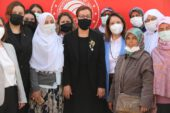 """Eskişehir'de """"Kız Kardeşim"""" eğitimleri"""