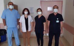 Afyonkarahisar'da aşı merkezlerinde uzun kuyruklar oluştu