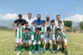 Antalya turnuvasına küçük futbolcular damga vurdu