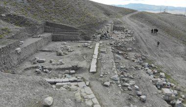 Apemeia Antik Kenti'nde kazılar tekrar başladı