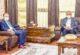 Başkan Zeybek'ten Rektör Karakaş'a Ziyaret
