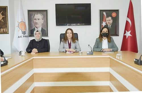 """Ertürk; """"Yatırımı vatandaşının hizmetine sunan bir Türkiye var"""""""