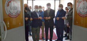 Gıda Teknolojileri Bölümü Atölye ve Laboratuarı açıldı