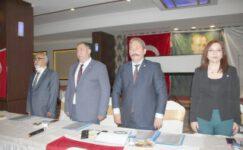 İYİ Parti teşkilat toplantısı yapıldı