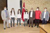 Kumalar'ın Sultanlarından Başkan Zeybek'e ziyaret
