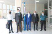 Lisans Şube Müdürü Kılınç RSP'yi ziyaret etti