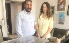 TDP'de Merkez ilçe başkanı Zuhal Sonugür oldu