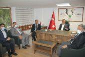 Millet İttifakından Ahmet Davutoğlu'na ziyaret