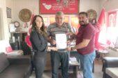 TDP Afyonkarahisar İl Başkan Yardımcılığına Yıldız Getirildi