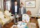 Ticaret ve Sanayi Odası Başkanlarına Lezzet Paketi