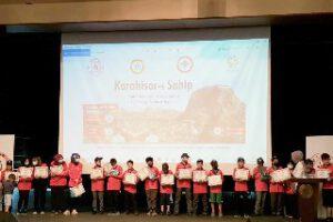 'Karahisar-ı Sahip Kültürünü Ara Hisset Aktar' projesi sona erdi