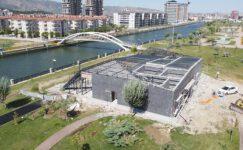 Kano merkezinin inşaatı tüm hızıyla sürüyor