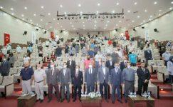 """Rektör Karakaş TOGÜ'de """"15 Temmuz Direniş Destanı""""nı Anlattı"""