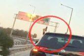 Trafikte Havaya Ateş Açan Sürücü Yakalandı