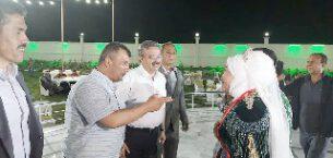 Yurdunuseven'den Emirdağ'a Ziyaret