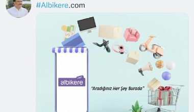Albikere'den her alışveriş eğitime destek oluyor